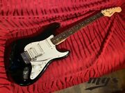 Squier By Fender Bullet Strat With Tremolo Hss Beautiful