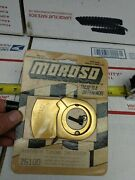 Moroso 26100 Distributor Timing Indicator Gold Anodized Day 2 Nos Vintage