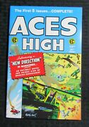 1988 Aces High Annual V.1 Vf/nm 9.0 Ec Repints 1-5 / Fisherman Collection