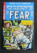 1997 Haunt Of Fear Annual V.4 Vf/nm 9.0 Ec Reprints 16-20 Fisherman Collection