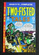 1994 Two Fisted Tales Annual V.2 Vf/nm 9.0 Ec Repints 6-10 Fisherman Collection