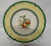Villeroy And Boch French Garden Valence 10 1/2 Dinner Plates 1748 Set Of 6