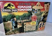 Jurassic Park Electronic Coumpound Nib Factory Sealed Never Opened