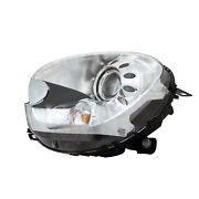 Mc2502111 Driver Side Hid Head Light Lens And Housing
