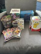 Sealed Pokémon Collection Unified Minds/ Vivid Voltage/ 25th Anniversary + More