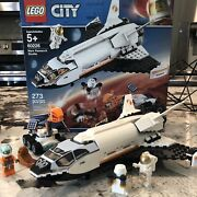 Lego City Space Mars Research Shuttle 60226 Space Shuttle Kit - Complete