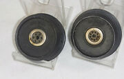 Vintage 1960s Orvis 100 Spinning Reel Spools Lot Of 2 Italy