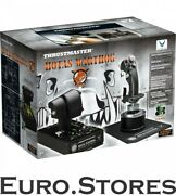 Thrustmaster Hotas Warthog Joystick And Throttle Control Wired Gaming Black New
