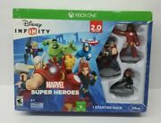 Disney Infinity 2.0 Edition Microsoft Xbox One Super Heroes Starter Pack