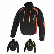 Joe Rocket Flame Menand039s Off-road Snow Riding Snowmobile Superior Quality Jacket