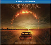 Supernatural The Complete Series [new Blu-ray] Boxed Set Gift Set