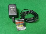 Black And Decker Ud-0901 9 Volt 100ma Class 2 Oem Genuine Ac Wall Power Adapter