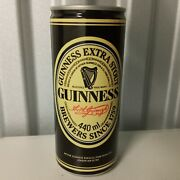 Vintage Guinness 1980s Save The Toucan Pull Top Beer Can Empty 1986