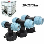 Water Faucet Adapter Tap Connector Garden Lawn Hose Fitting Adapterfitting Tool