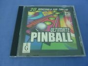 Ultimate Pinball 20 Amazingly Fun Tables - Pc - Free Tracked