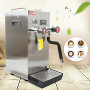 Commercial Milk Frother 8l Full-automatic Steam Boiling Water Frothing Machine