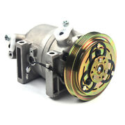 Fit For Nissan Frontier/xterra 3.3l 2000-04 Air Conditioner Compressor W/ Clutch