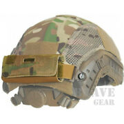 Tactical Nvg Counterweight Kit Balance Pouch For Ops-core/ach/mich/wendy Helmet