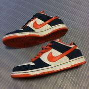 Men 11us Nike Dunk Low Knicks Broncos Dunclaw Thick Bello Vintage 29 With Box