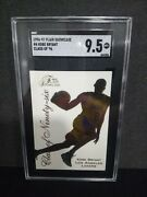 1996-97 Flair Showcase Class Of And03996 Kobe Bryant Mint 9.5