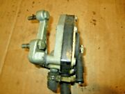 Omc Brp Johnson Evinrude Oem 50-75 Hp 3 Outlet Fuel Pump And Mounting Bracket