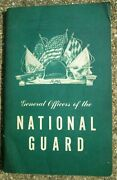 1950and039s Directory Of National Guard - General Officers Of The National Guard Pb