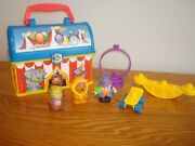 Fisher Price Little People Complete Play N Go Circus Set 2008