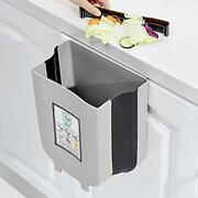 Collapsible Camping Trash Cans For Bathroom Rv Cabinet Door Toilet Folding