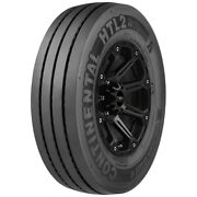 4-235/75r17.5 Continental Htl2 Eco Plus 143l J/18 Ply Bsw Tires