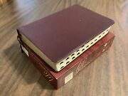 Niv 1984 Life Application Study Bible Indexed - Burgundy Bonded Leather-oop 84