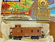 Ho Scale Athearn New York Central 3 Window Caboose Nyc 21273 Vintage