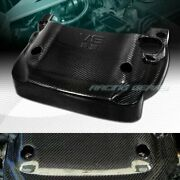 Light-weight Real Carbon Fiber Engine Cover Fit 03-06 Nissan 350z Z33 Fairlady
