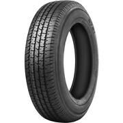 2 New Atlas R781 St 175/80r13 Load C 6 Ply Trailer Tires
