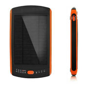 23000mah Usb Portable Solar Power Bank External Battery Charger For Cell Phones