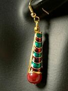 Antike Indische Ohrringe Indian Antique Ear Rings