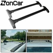 For 2009-2019 Chevrolet Traverse Roof Rack Rail Cross Bar Luggage Carrier