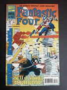 Fantastic Four Annual 27 - 1st Time Variance Authority Marvel Comics 1994