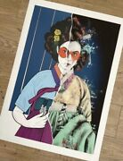 Findac Redux Series Andldquolayeojaandrdquo Ed Of 25 - Signed By Artist - Includes C.o.a