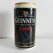 Rare Guinness Japanese Pull Top Beer Can Empty Japan 2001