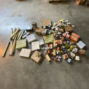 Original Nos Assorted Air Filters Oil Filters Fuel Filters Wiper Arms And Blades