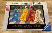 Ravensburger Puzzle Gelini Abbey Road History Edition 1000 Pieces New