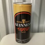 Vintage Guinness Uk Stout Pull Top Beer Can Empty Steel Wanted Toucan £1 1982
