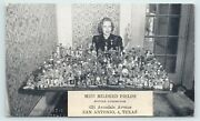 San Antonio Bottle Collector Mildred Fields 1947 To Louise Theriot Of Beaumont