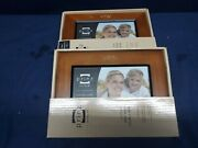 Vfw Engraved Wooden Frames 4x6 Lot Of 2 By Prinz New In Original Packaging