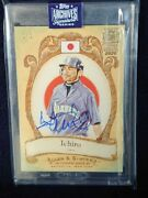 Topps Archives Signature Series 1/1 Topps Allenandginter's Auto
