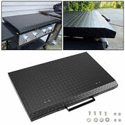 36 Black Lid Storage Cover For 36 Inch Griddle Cover Only Not Included Griddle
