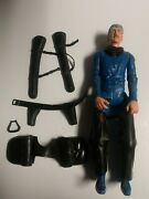 Vintage 1960and039s Marx Johnny West Action Figure With Accessories
