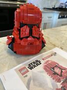 Lego Sdcc Star Wars 77901 Sith Trooper Bust 2019 New Parts No Box W/ Instruction