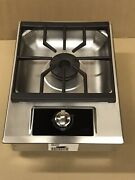 Wolf Im15/s 15 Stainless Steel Natural Gas Multi-function Cooktop Wok Module