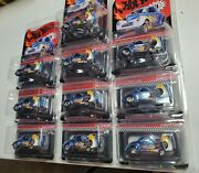 Hot Wheels L.e. Rlc Selections X 10 Wild Blue '41 Willys Gasser Real Riders